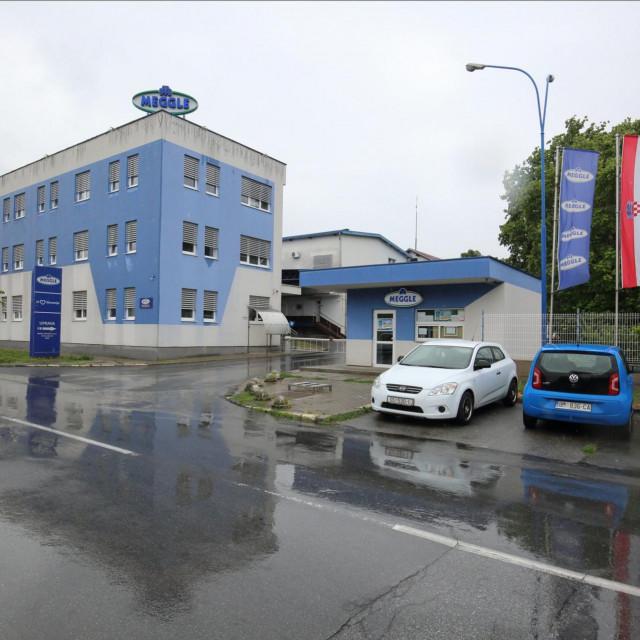 Tvornica Meggle u Osijeku