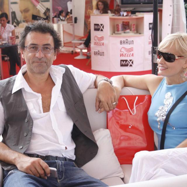 Branko Đurić i Tanja Ribič