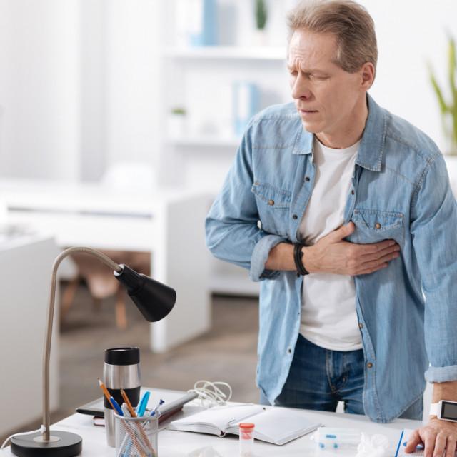 U dogovoru s liječnikom treba učiniti ultrazvuk srca i ergometriju