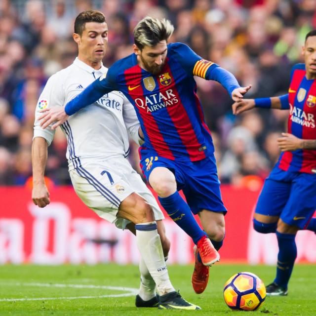 Lionel Messi i Cristiano Ronaldo zajedno su ovu nagradu osvajali čak 13 puta
