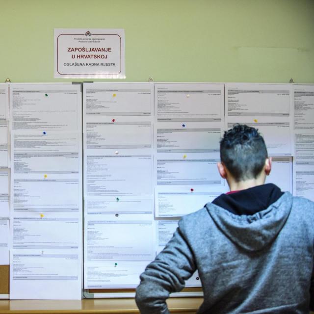 Hrvatski zavod za zapošljavanje u Šibeniku