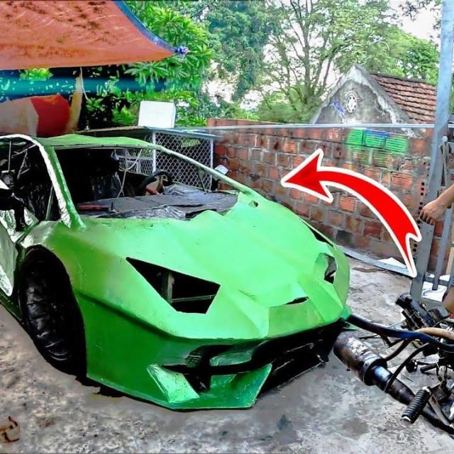 Replika Lamborghinija