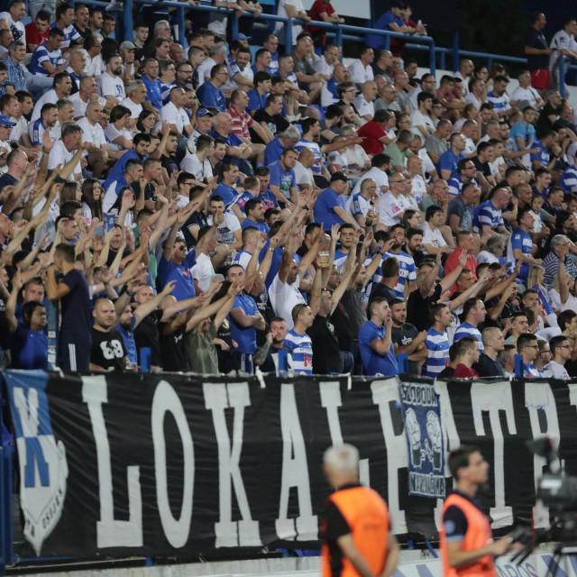 Kohorta, navijači Osijeka