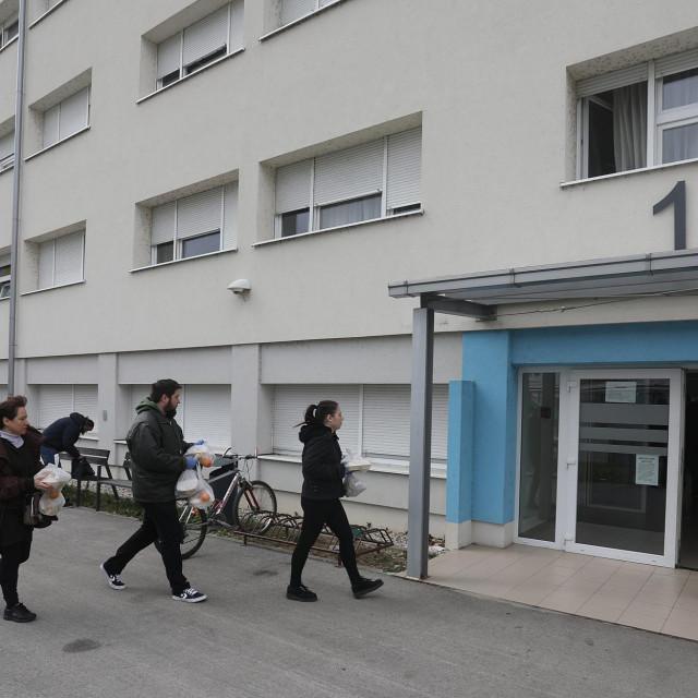 Studentski dom 'Cvjetno naselje'