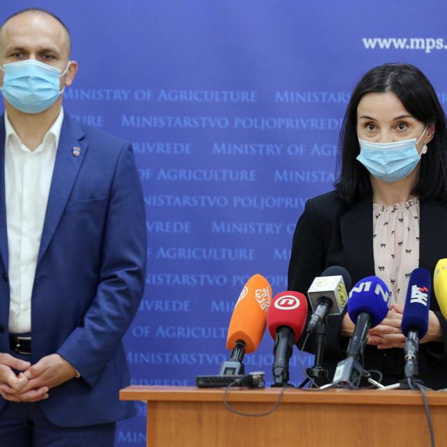 Ivan Anušić i Marija Vučković