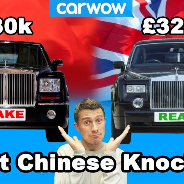 Kineske kopije automobila