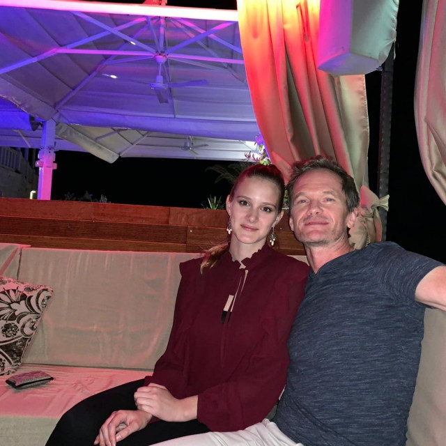 Neil Patrick Harris i domaćica Magdalena<br />