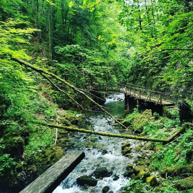 Kanjon Kamačnik kod Vrbovskog
