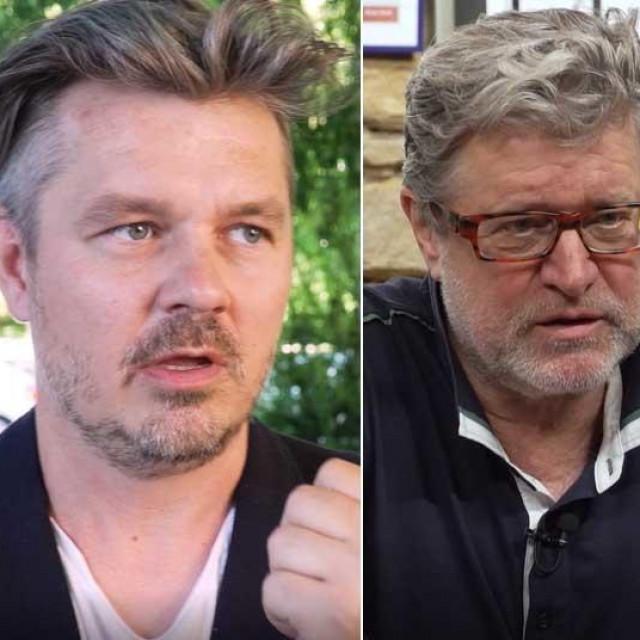 Dario Juričan, Zlatko Vitez, Ksenija Marinković