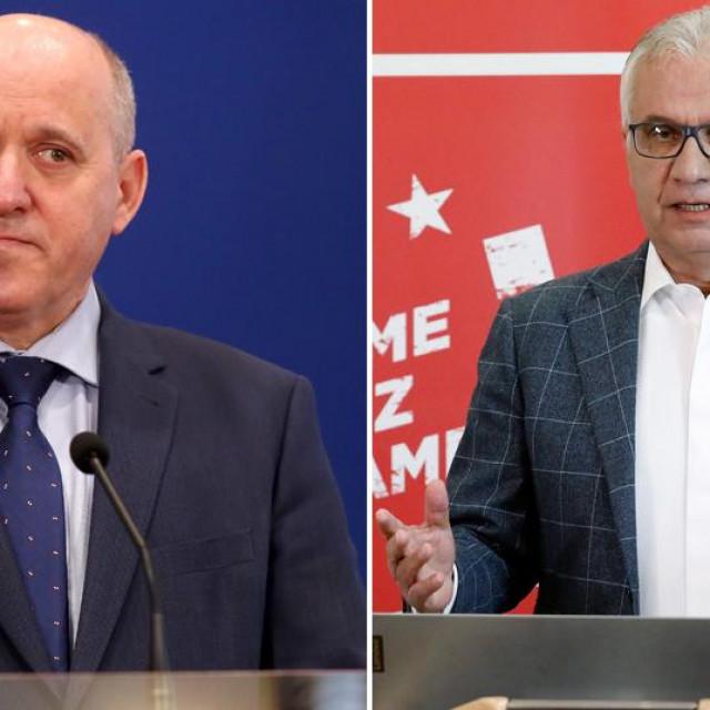 Branko Bačić i Rajko Ostojić