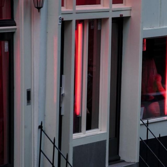 Crvena četvrt u Amsterdamu