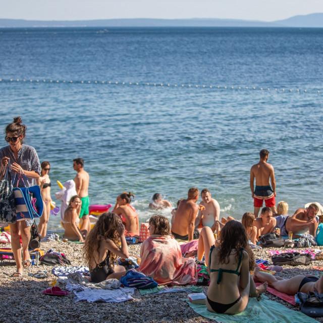 Plaža u Kostreni