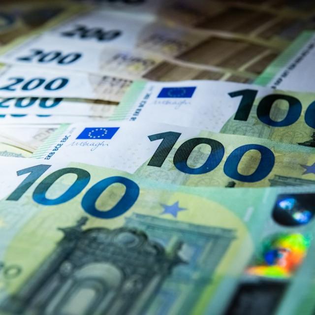 Ilustracija, euro
