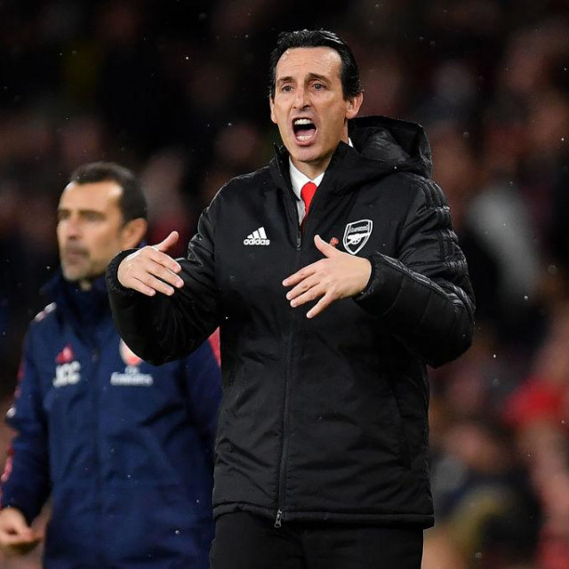 <strong>Unai Emery</strong>