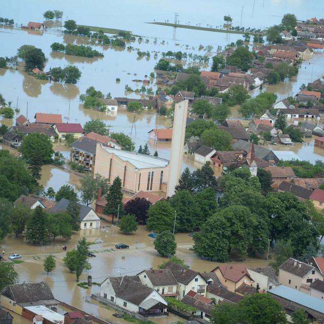 Poplava u Gunji 2014.