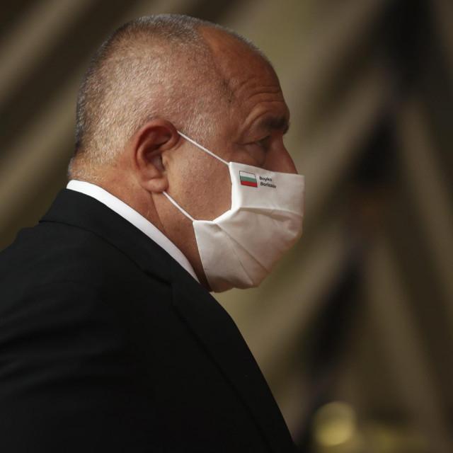 Premijer Bojko Borisov