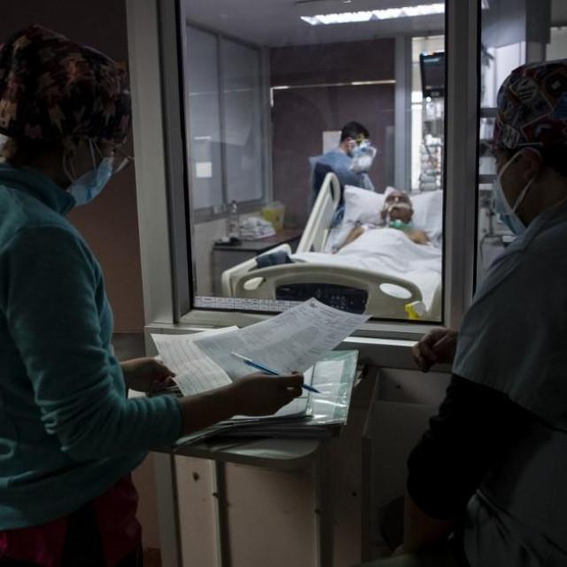 Ilustracija, bolnica
