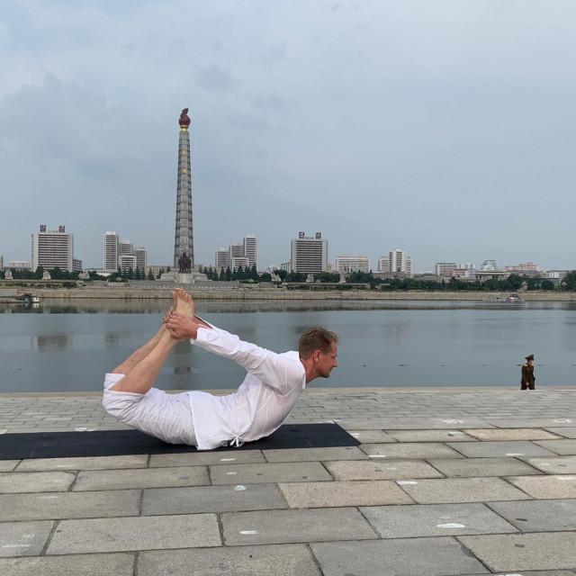 Švedski veleposlanik u Sjevernoj Koreji