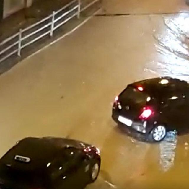 Poplavljena Ilica