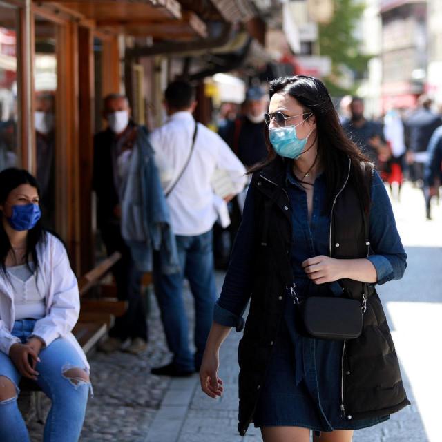 Ulice Sarajeva