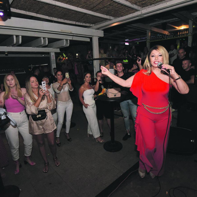 Koncert Nede Ukraden u biogradskom klubu Pattaya