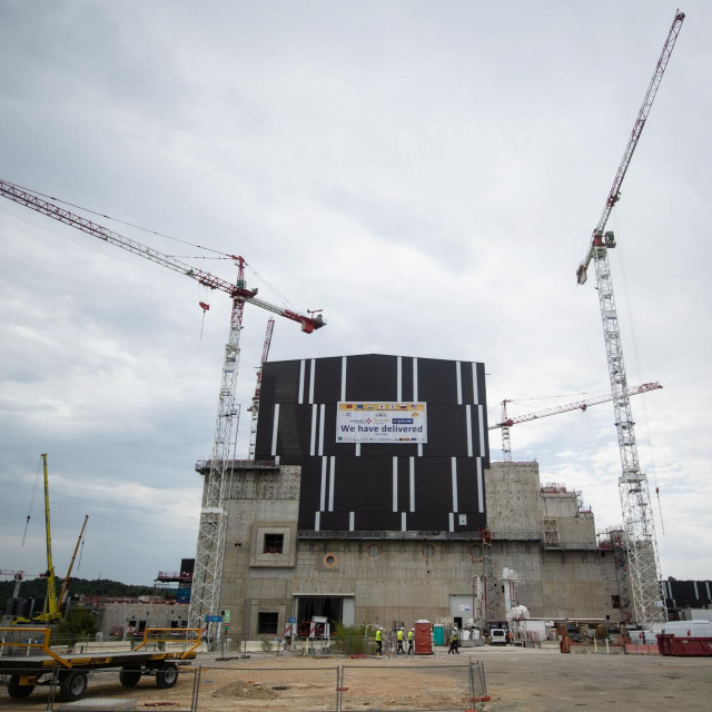 Glavna zgrada u kojoj će biti ITER tokmak, najkompleksniji stroj u povijesti naše civilizacije