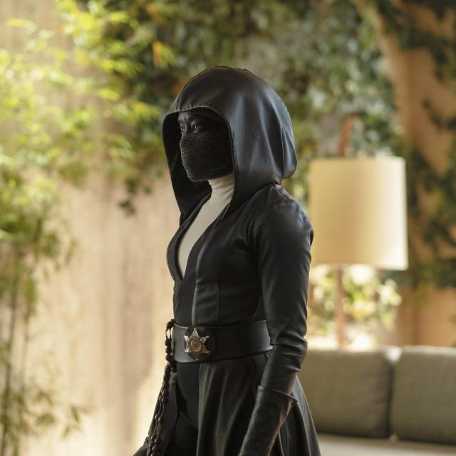 """Regina King u seriji """"Čuvari"""" koja se emitira na HBO-u"""