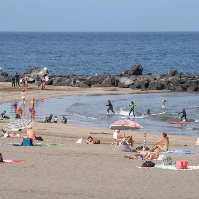Playa de Las Amaricas, Tenerife