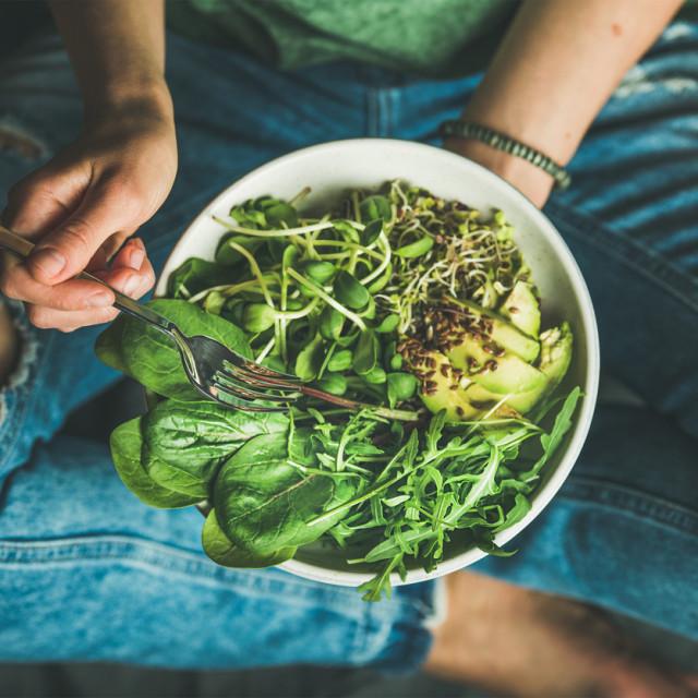 Vegetarijanci su vitkiji, ali suzdržaniji