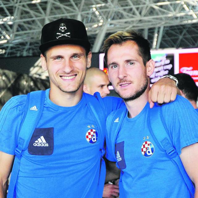 Emir Dilaver i Izet Hajrović nalaze se na listi igrača na koje se navodno ne računa...