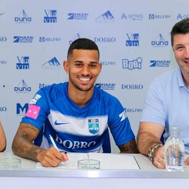 Silva potpisao za Osijek