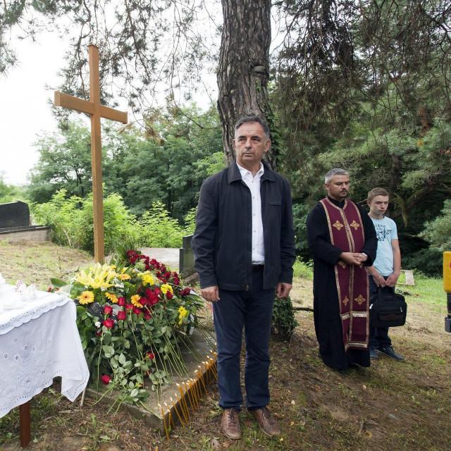 Milorad Pupovac na prošlogodišnjoj komemoraciji