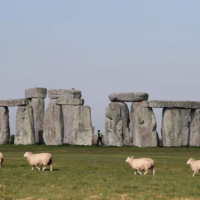 Stonehenge / Arhiva
