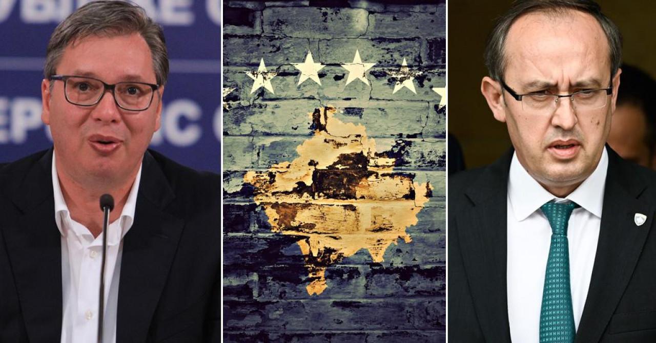 RICHARD GRENELL PONOVO ZAKAZAO SASTANAK: Hoti i Vučić potvrdili dolazak u Washington 2. septembra