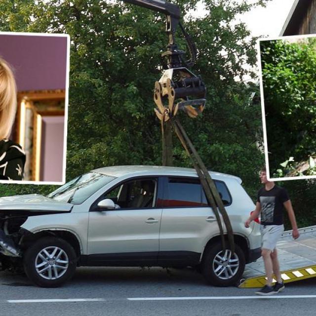 Prometna nesreća Rajka Dujmića