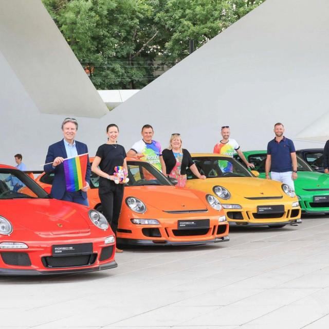 Porsche Pride
