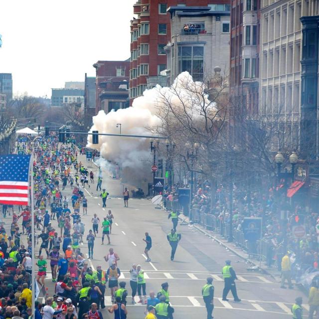 bombaški napad u Bostonu