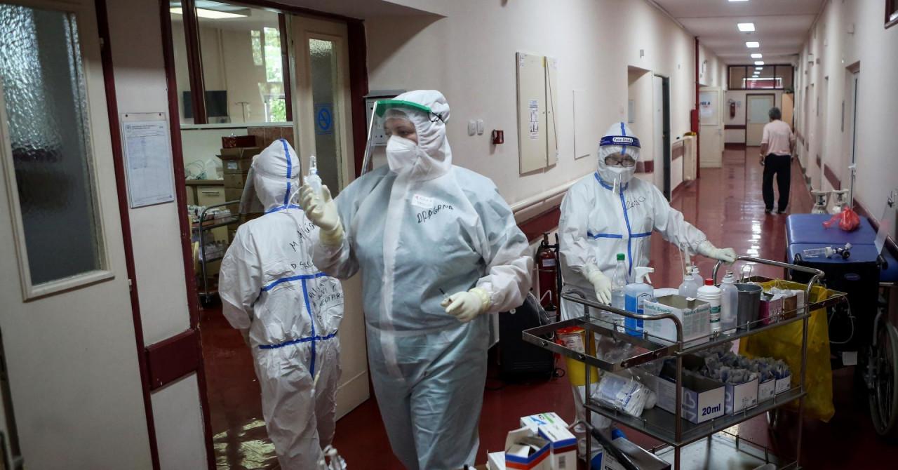 U Srbiji je od Covida u protekla 24 sata preminulo 9 osoba, zabilježeno je i 330 novozaraženih