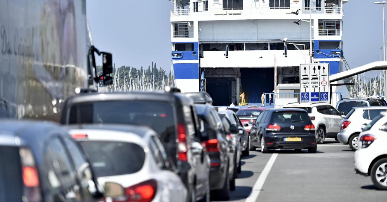 U splitskoj Zračnoj i Trajektnoj luci za ovu sezonu rekordnih 90.000 putnika