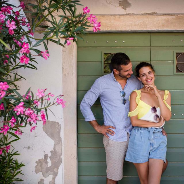 Još prošle godine bračni par je ljetovao zajedno u Sukošanu...