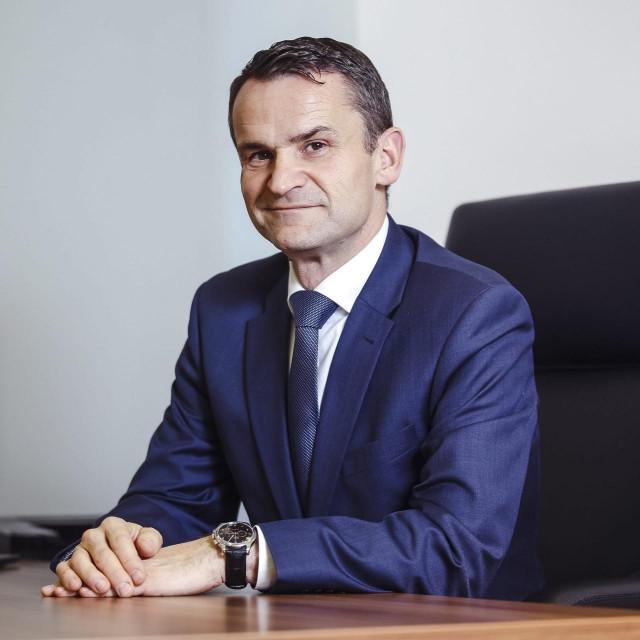 Ante Žigman, Hanfa