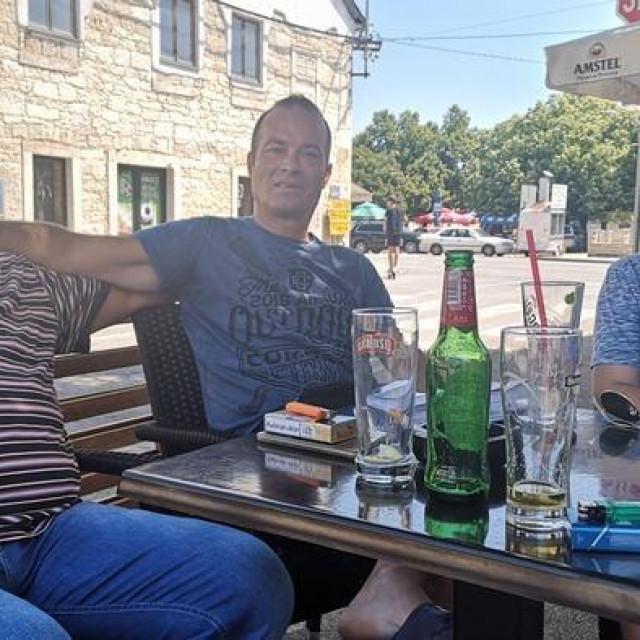 Milan Tišma, Josip Antić i Silvestar Dučkić