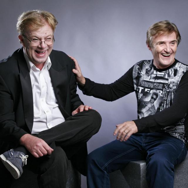 Zrinko Tutić i Rajko Dujmić