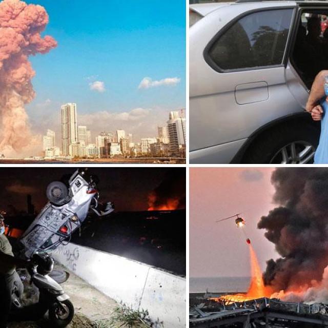 Eksplozije u Bejrutu