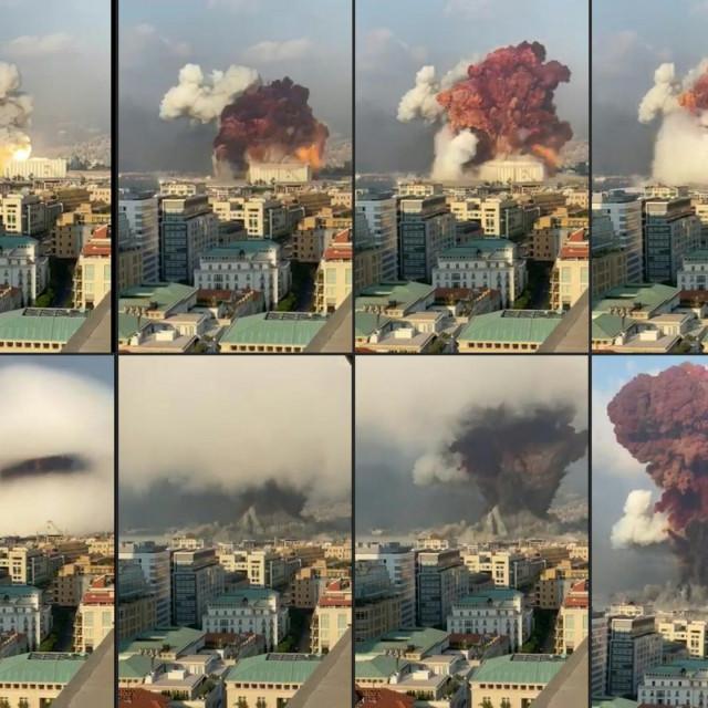 Eksplozija u Bjerutu