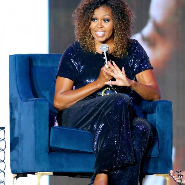 Michelle je bila vrlo empatična prva dama...