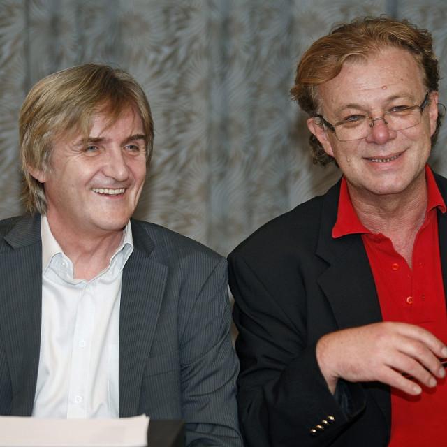 Rajko Dujmić i Zrinko Tutić