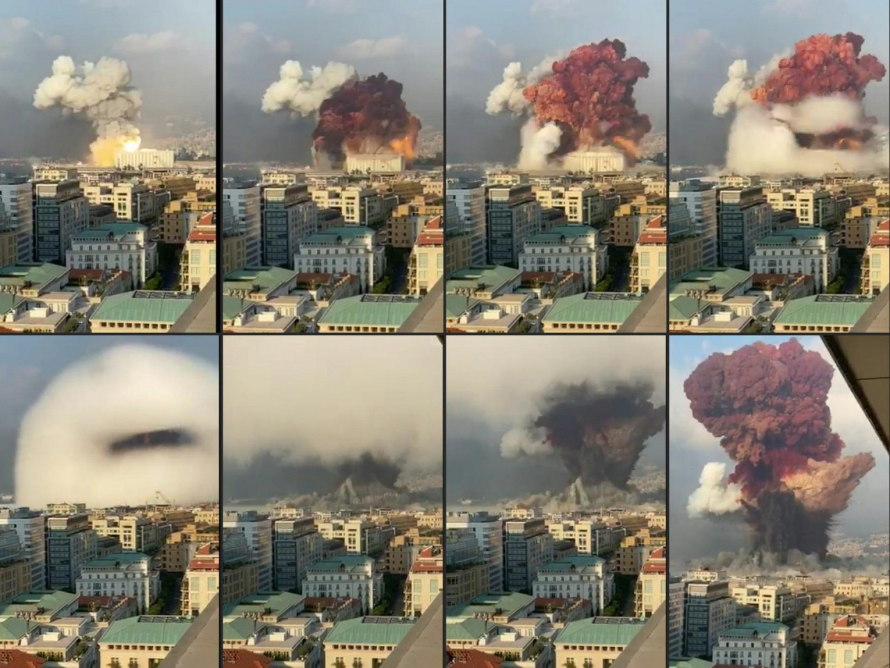 DETONACIJA JEDNAKA SNAZI 20 AMERIČKIH 'MAJKI SVIH BOMBI'! Crne brojke tragedije u Bejrutu: Poginulo je najmanje 135 ljudi, 5.000 povrijeđeno, a nestalo 85 posto žitnih zaliha Libana