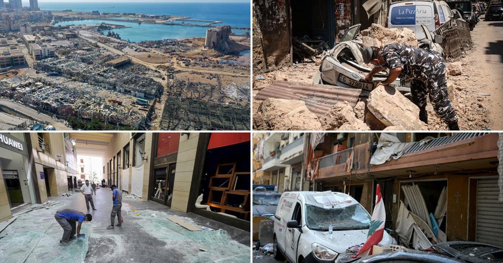 U IGRI I RUSKI BIZNISMEN ČIJI JE BROD PRISTAO U LUKU 2014. GODINE: Krenula akcija u Libanu, vlasti pritvaraju sve povezane s eksplozijom!