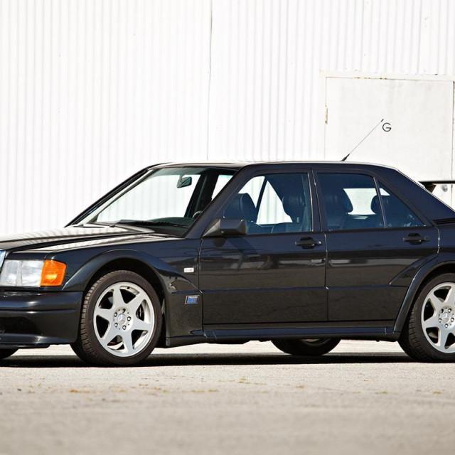 Mercedes 190 2.5-16 EVO II
